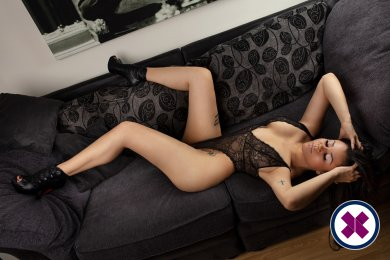 Alina is a hot and horny Brazilian Escort from London