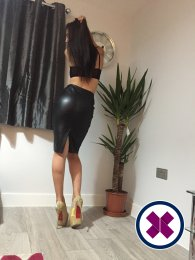 Hot Aniela is a hot and horny Spanish Escort from London