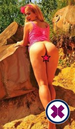 Snegana is a hot and horny Belarusian Escort from Rogaland