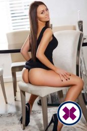 Dina is a very popular Romanian Escort in London