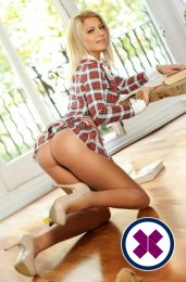 Brandy is a hot and horny English Escort from London