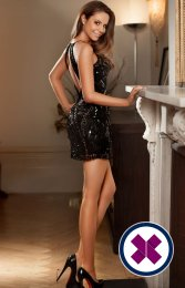 Meet the beautiful Carmen in London  with just one phone call