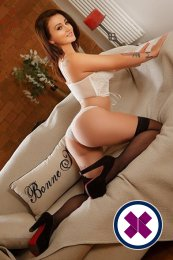 Meet the beautiful Amanda in London  with just one phone call