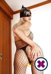 Natalie TS is a super sexy English Escort in London