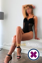 Crystal is a sexy English Escort in Cardiff