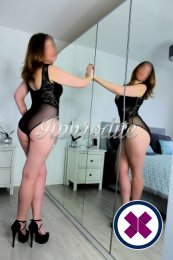 April is a hot and horny Welsh Escort from Cardiff