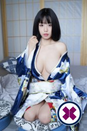 Alex is a very popular Japanese Escort in London