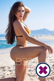 Angel is a sexy Portuguese Escort in London