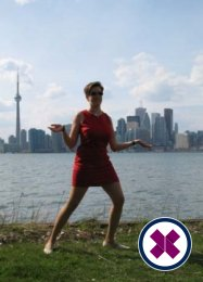 Meet the beautiful Canadian Companion in London  with just one phone call