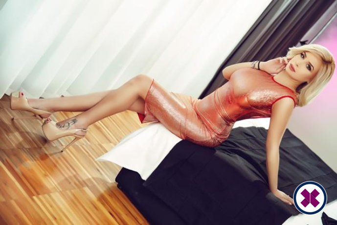 Meet the beautiful Carina in Stockholm  with just one phone call