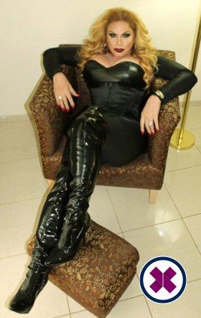 TS Brigitte Von Bombom is a super sexy Italian Escort in Hounslow