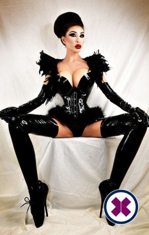 Meet the beautiful Mistress Eve in London  with just one phone call