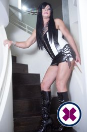 TV Zara is a hot and horny Spanish Escort from London