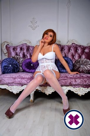 Relax into a world of bliss with Samantha, one of the massage providers in Amsterdam