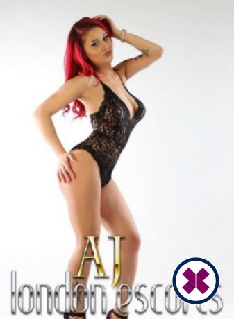 Karina is a top quality Romanian Escort in London