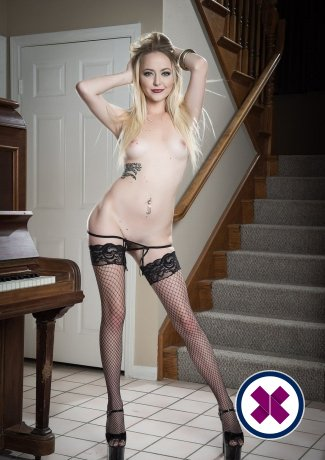 Blond Girl Great Kisser is a super sexy British Escort in Manchester