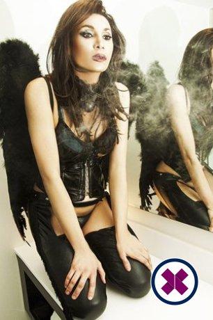 TS Annita XXL is a high class Brazilian Escort Westminster