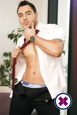 Neto is a hot and horny Brazilian Escort from London