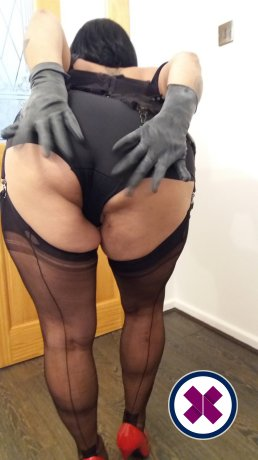 Madame Rubber is a sexy British Escort in Birmingham