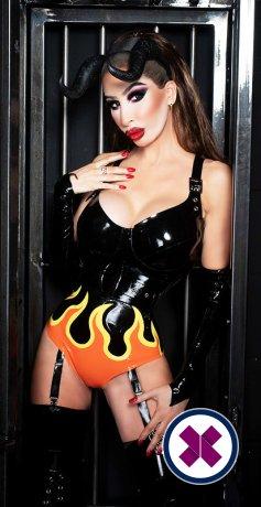 Mistress Eve er en toppkvalitets British Escort i Westminster
