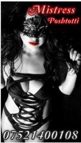 Mistress Poshtotti  - escort in Pembrokeshire