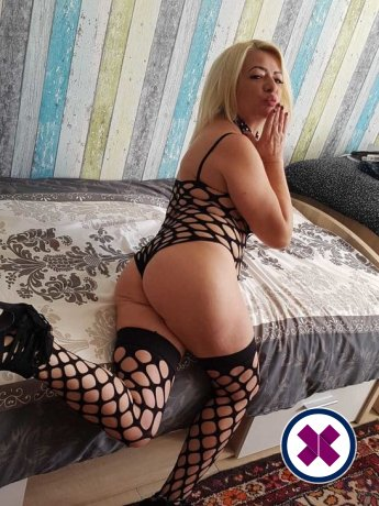 Vicky is a very popular German Escort in München