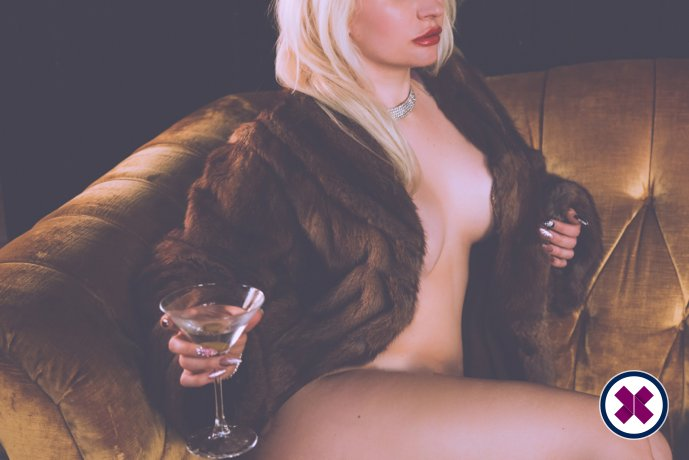 Anya Amasova is a hot and horny Russian Escort from Westminster