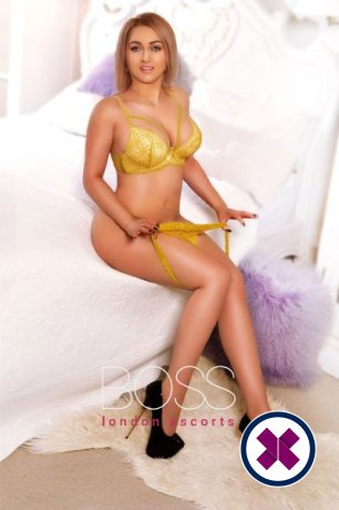 Janet is a sexy Hungarian Escort in London