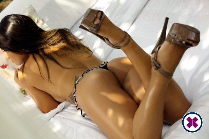 Akemi ist eine hochklassige Brazilian Escort Westminster
