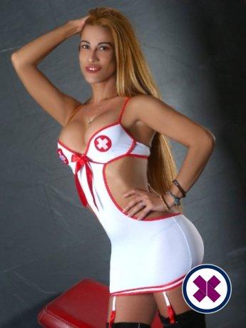TS Carla Gold is a high class Spanish Escort Hackney