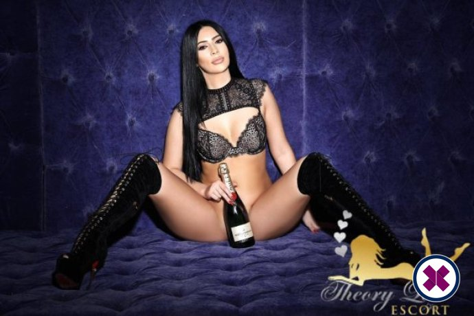 Teodora is a hot and horny Croatian Escort from Westminster